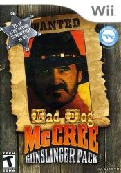 Mad Dog McCree: Gunslinger Pack para Wii