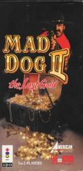 Mad Dog II: The Lost Gold para 3DO