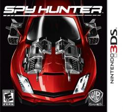 Spy Hunter (2012) para Nintendo 3DS