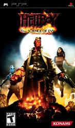 Hellboy: The Science of Evil para PSP