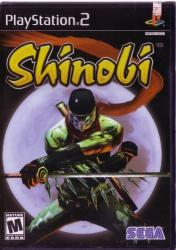Shinobi para PlayStation 2