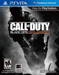 Call of Duty: Black Ops Declassified para Playstation Vita