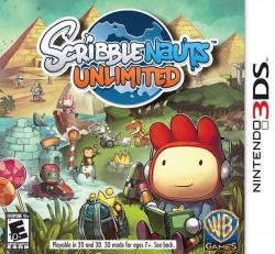 Scribblenauts Unlimited para Nintendo 3DS