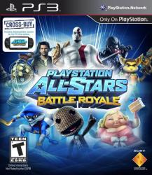 PlayStation All-Stars Battle Royale para PlayStation 3