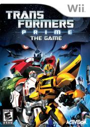 Transformers: Prime – The Game para Wii