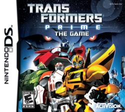 Transformers: Prime – The Game para Nintendo DS