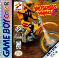 Crazy Bikers para Game Boy Color