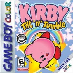 Kirby Tilt 'n' Tumble para Game Boy Color