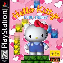 Hello Kitty's Cube Frenzy para PlayStation