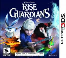 Rise of the Guardians para Nintendo 3DS