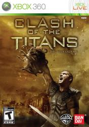 Clash of the Titans: The Videogame para Xbox 360