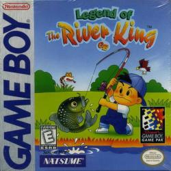 Legend of the River King para Game Boy
