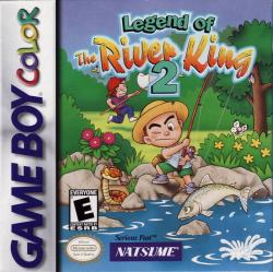 Legend of the River King 2 para Game Boy Color