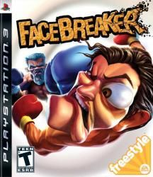 FaceBreaker para PlayStation 3