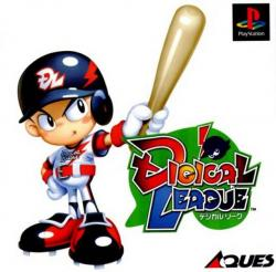 Digical League para PlayStation