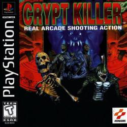 Crypt Killer para PlayStation