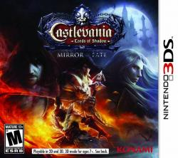 Castlevania: Lords of Shadow - Mirror of Fate para Nintendo 3DS