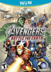 Avengers: Battle for Earth para Wii U