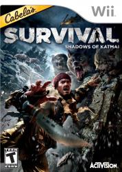 Cabela's Survival: Shadows of Katmai para Wii