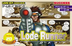 Lode Runner para Game Boy Advance