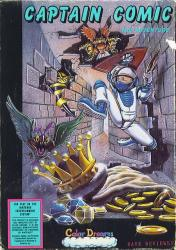 Captain Comic: The Adventure para NES