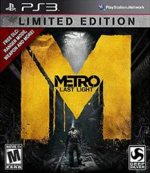 Metro: Last Light para PlayStation 3