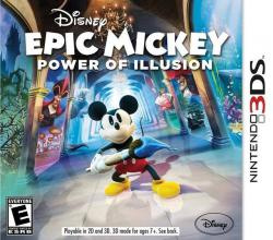 Epic Mickey: The Power of Illusion para Nintendo 3DS