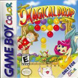 Magical Drop para Game Boy Color