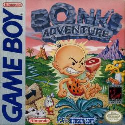 Bonk's Adventure para Game Boy