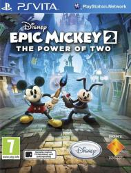 Epic Mickey 2: The Power of Two para Playstation Vita