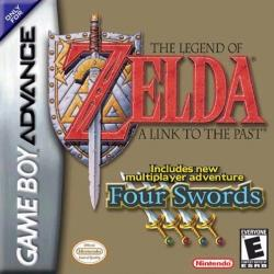 The Legend of Zelda: A Link to the Past para Game Boy Advance