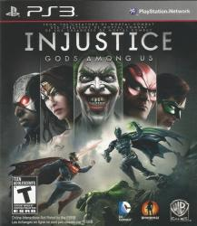Injustice: Gods Among Us para PlayStation 3