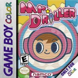 Mr. Driller para Game Boy Color