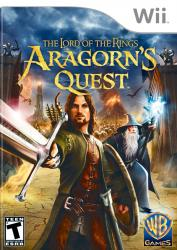 The Lord of the Rings: Aragorn's Quest para Wii