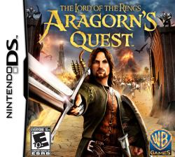 The Lord of the Rings: Aragorn's Quest para Nintendo DS