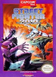 Street Fighter 2010: The Final Fight para NES