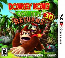 Donkey Kong Country Returns 3D para Nintendo 3DS
