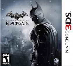 Batman: Arkham Origins Blackgate para Nintendo 3DS
