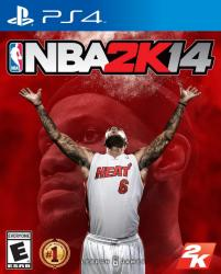 NBA 2K14 para PlayStation 4
