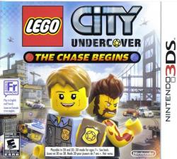 Lego City Undercover: The Chase Begins para Nintendo 3DS