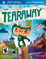 Tearaway para Playstation Vita
