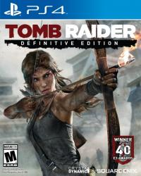 Tomb Raider: Definitive Edition para PlayStation 4
