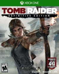 Tomb Raider: Definitive Edition para Xbox One
