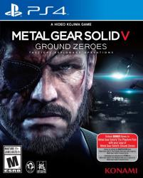 Metal Gear Solid V: Ground Zeroes para PlayStation 4