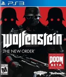 Wolfenstein: The New Order para PlayStation 3