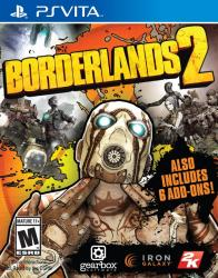Borderlands 2 para Playstation Vita