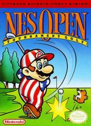 NES Open Tournament Golf para NES