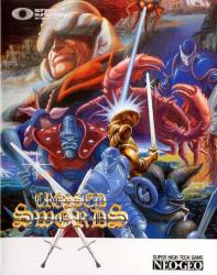 Crossed Swords para Neo Geo
