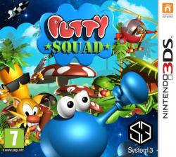 Putty Squad (2013) para Nintendo 3DS