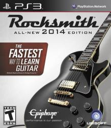 Rocksmith 2014 Edition para PlayStation 3